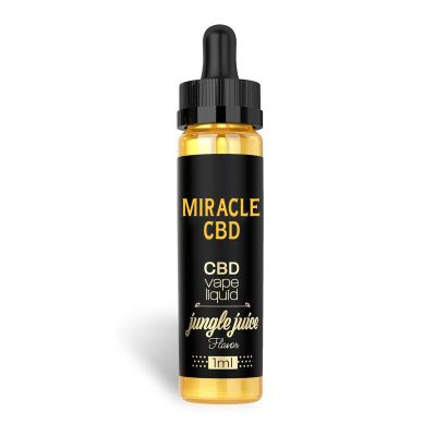 Miracle CBD Vape Liquid [1ml] - Jungle Juice