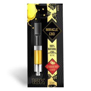 Miracle [Vape Tank] - Strawberry