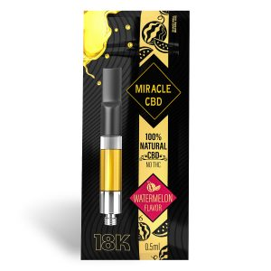 Miracle CBD [Vape Tank] - Watermelon