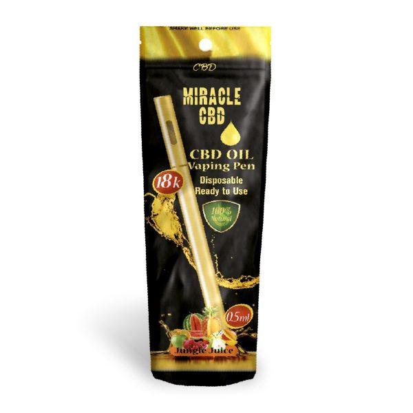 Miracle CBD [Vaping Pen] - Jungle Juice